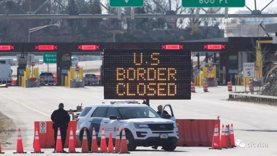 顺达快讯!加美边境继续关闭至6月21日!1