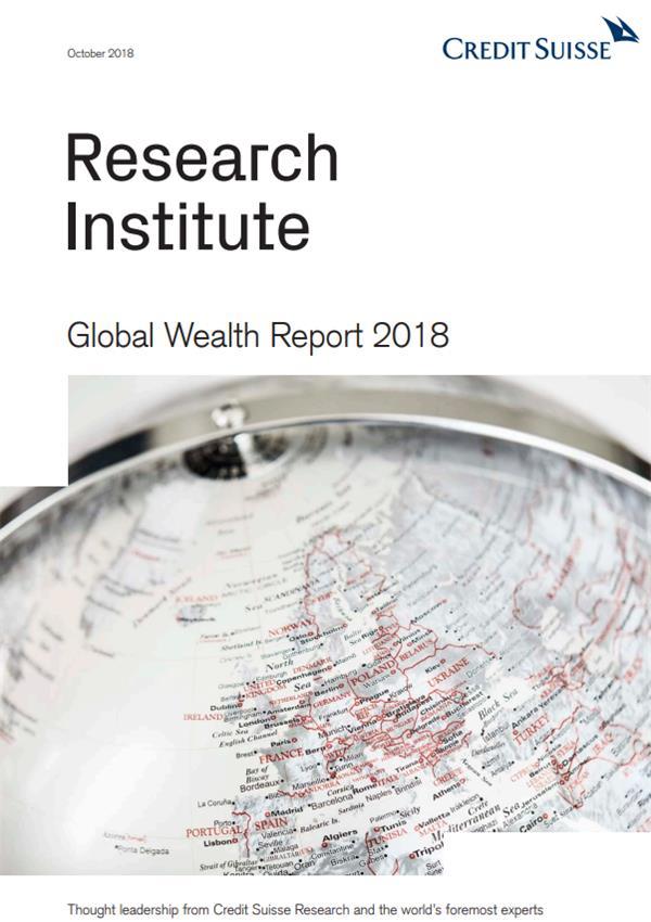 """瑞士信贷报告显示,加拿大富豪数量猛增,中国成创造财富""""模范生""""1"""