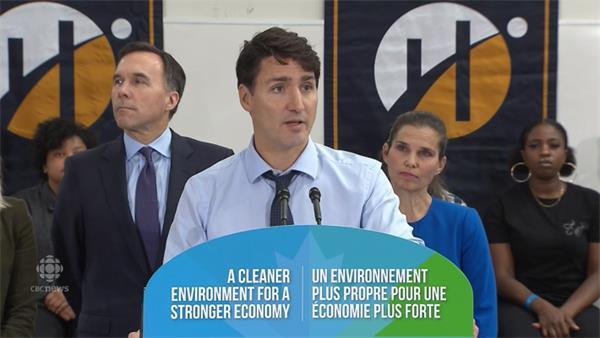 特鲁多承诺碳税补贴高于额外支出,网友呵呵:那还收啥税呢?   1