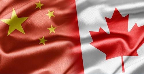 新华社:加拿大对中国出口大幅增长3
