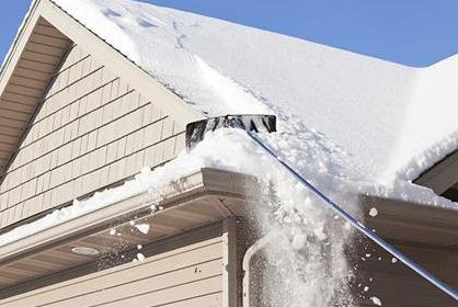 要下雪啦!这条清除屋顶上积雪小贴士赶紧转起来!1