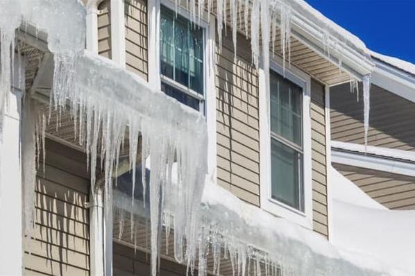 要下雪啦!这条清除屋顶上积雪小贴士赶紧转起来!3