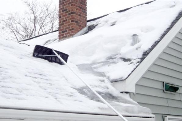 要下雪啦!这条清除屋顶上积雪小贴士赶紧转起来!4