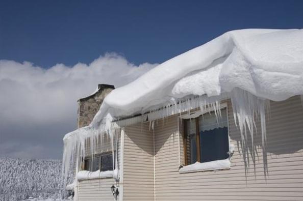 要下雪啦!这条清除屋顶上积雪小贴士赶紧转起来!5