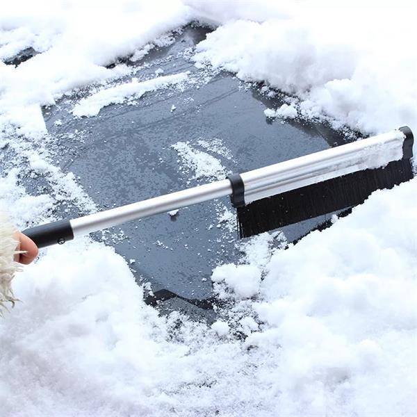 又要面对下大雪了!教你5个清除车上积雪小妙招3