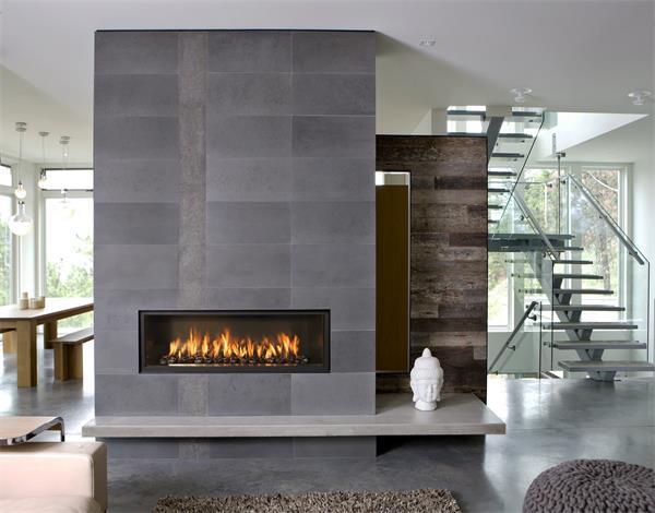 冬日的咖啡伴侣:室内壁炉1