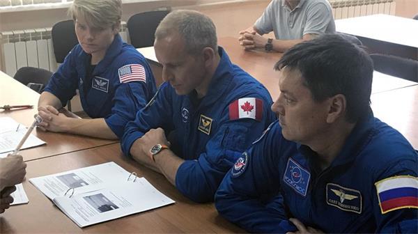 """加拿大宇航员成功升空与""""太空经济""""5"""
