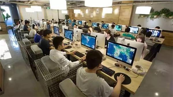 网咖,都市商业生活新模式4
