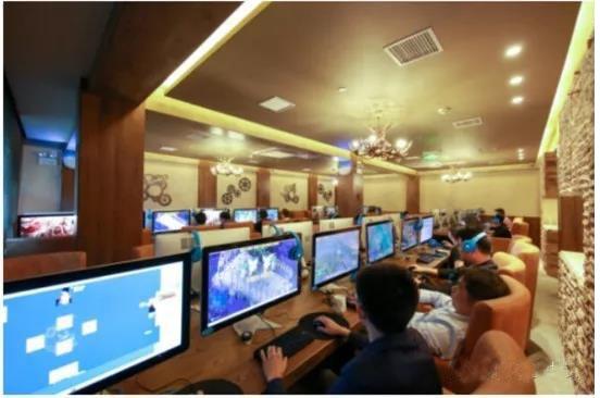 网咖,都市商业生活新模式5