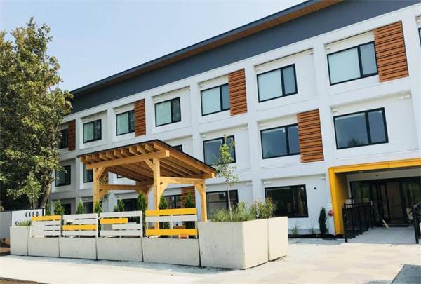 温哥华呼吁增加一倍模块化住房1