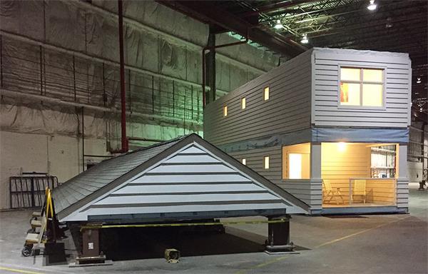 温哥华呼吁增加一倍模块化住房2