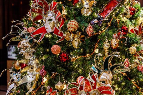 圣诞树彩灯,很多人都做错了?3