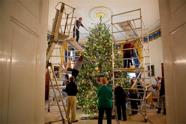 圣诞树彩灯,很多人都做错了?2