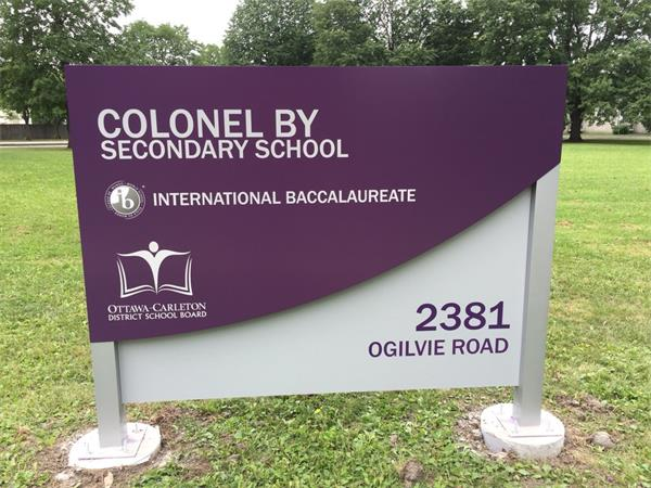 渥太华Colonel By Secondary School3