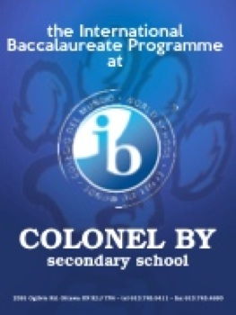渥太华Colonel By Secondary School4