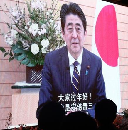 给中国拜年的外国领导人一年比一年多7