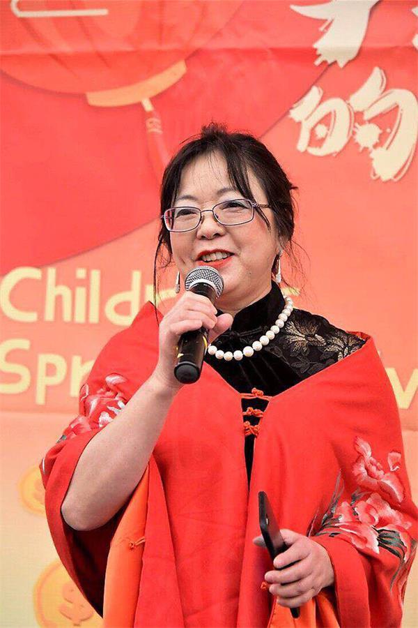 第四届孩子们的春晚获盛赞,与近两千人共庆春节2
