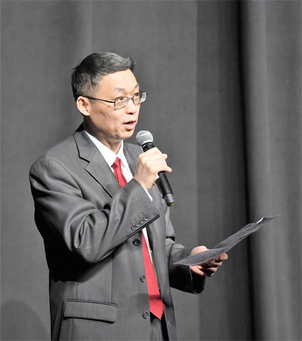 第四届孩子们的春晚获盛赞,与近两千人共庆春节3