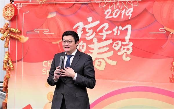 第四届孩子们的春晚获盛赞,与近两千人共庆春节4