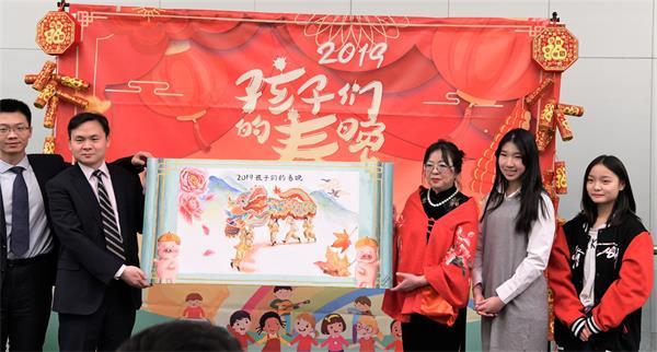 第四届孩子们的春晚获盛赞,与近两千人共庆春节16