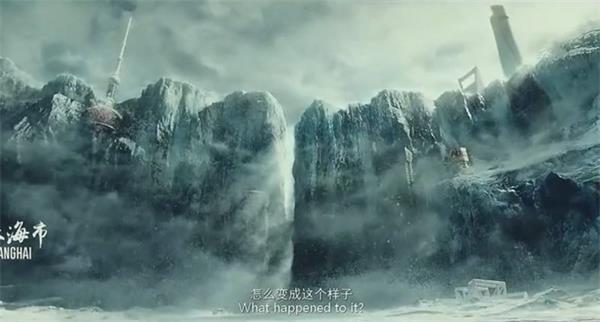席卷全球的科幻电影《流浪地球》5