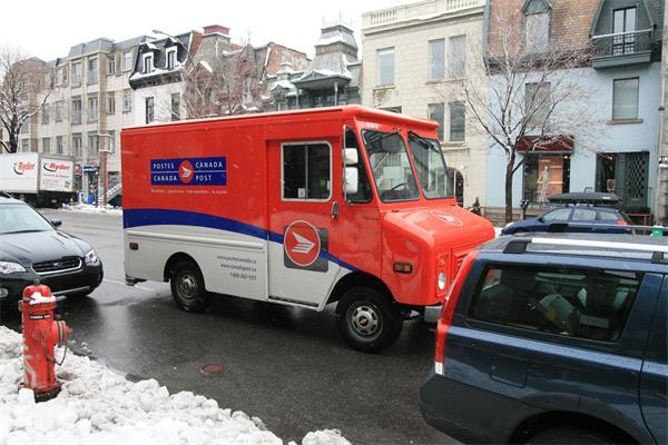 又有极端天气,加拿大邮政部分地区无法投送1