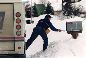 又有极端天气,加拿大邮政部分地区无法投送4