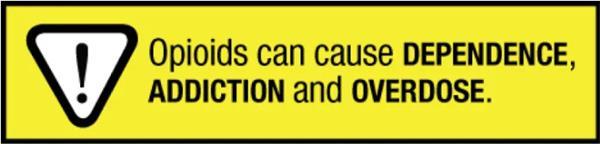 加拿大卫生部警告:不要给儿童服用含阿片类药物3