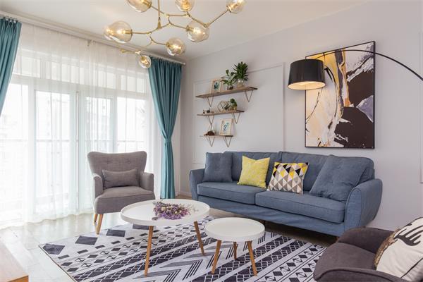 如何花100加元改造你的客厅3