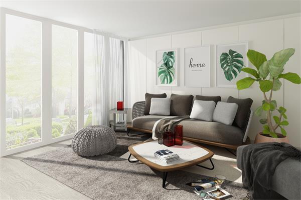 如何花100加元改造你的客厅5