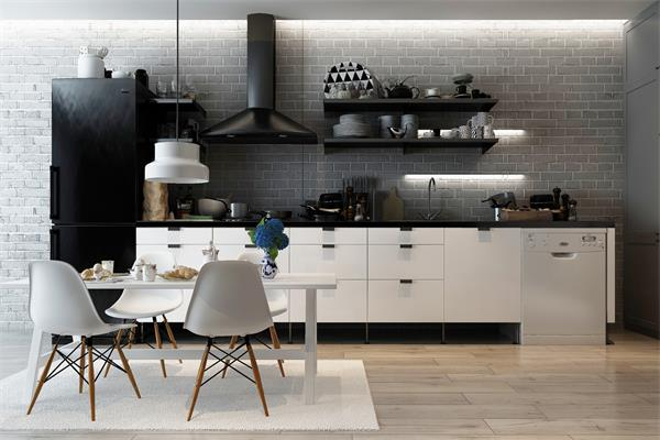 2019,你的厨房是什么颜色?1