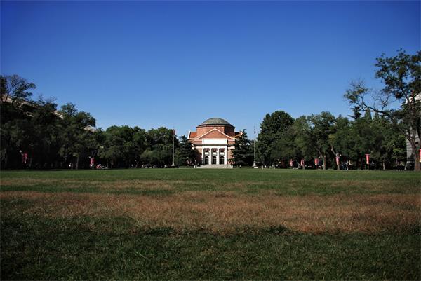 清华大学,2019世界大学排名脱颖而出3