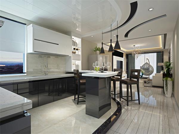 现代时尚厨房中不可或缺的细节4
