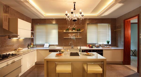 现代时尚厨房中不可或缺的细节5