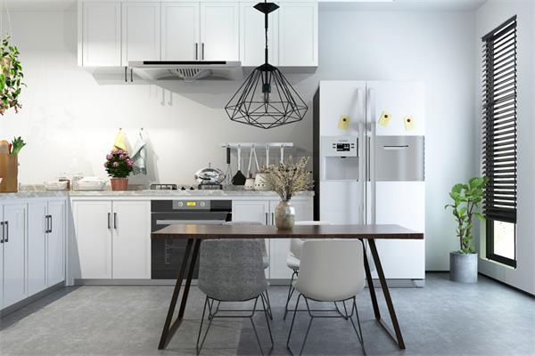 现代时尚厨房中不可或缺的细节6