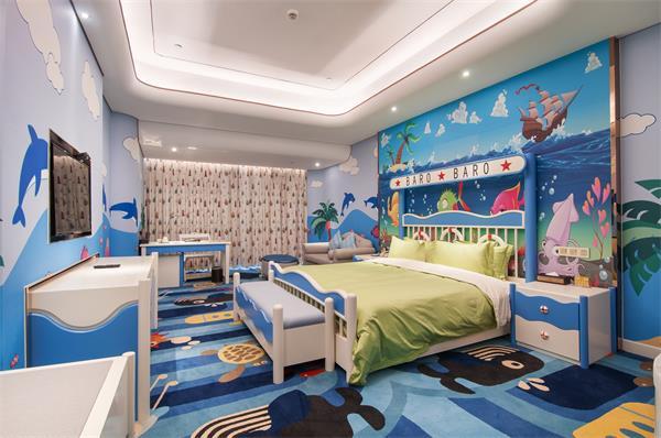 给公主和王子装饰一个炫酷的儿童房2