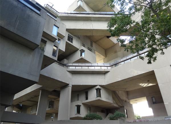"""【奇特的""""积木房子""""】Habitat 674"""