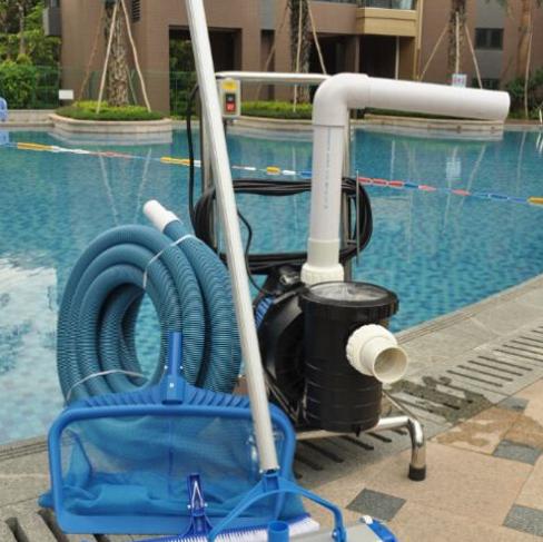 【收藏】千万别等气温高了再打开你的泳池4