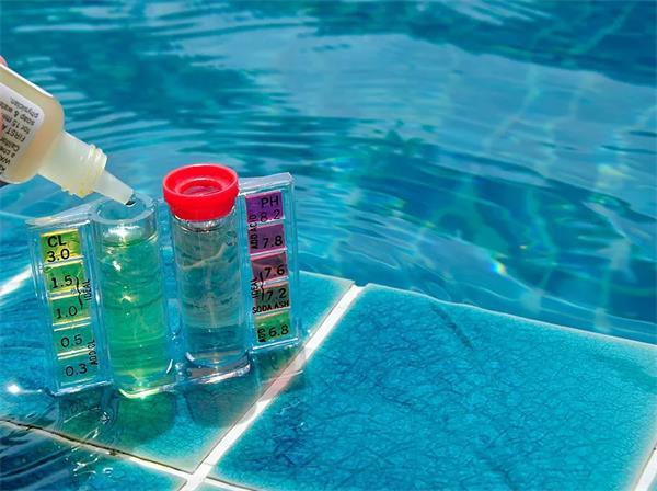 【收藏】千万别等气温高了再打开你的泳池8