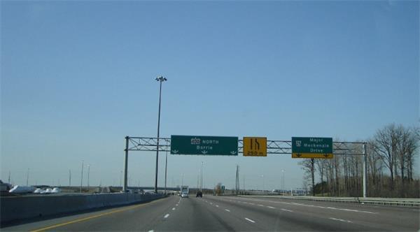 安大略省高速路限速设定法则4