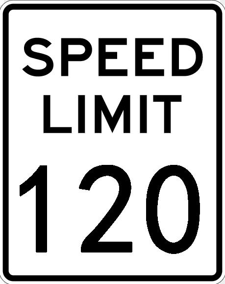 安大略省高速路限速设定法则6