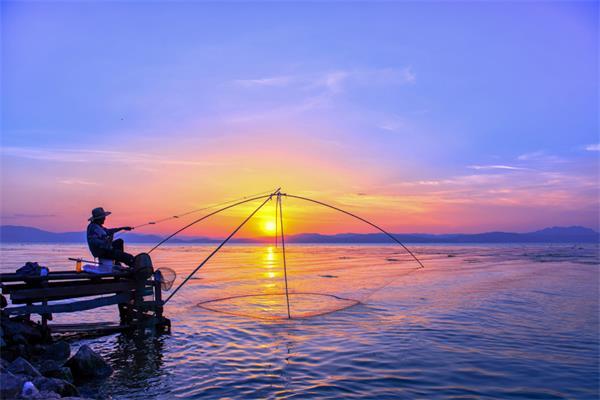 抓紧时间,这几天无钓鱼证也可尽享垂钓之趣啦!5