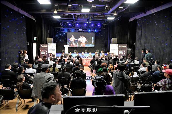 武林风·战龙决中加选手郑州比武,中国电信·中兴通讯5G技术直播助力2