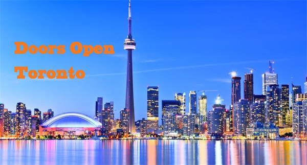 疯狂周末玩不停,Doors Open Toronto 必去景点1