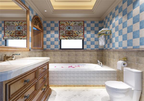 当心!浴室中常犯的几种错误7