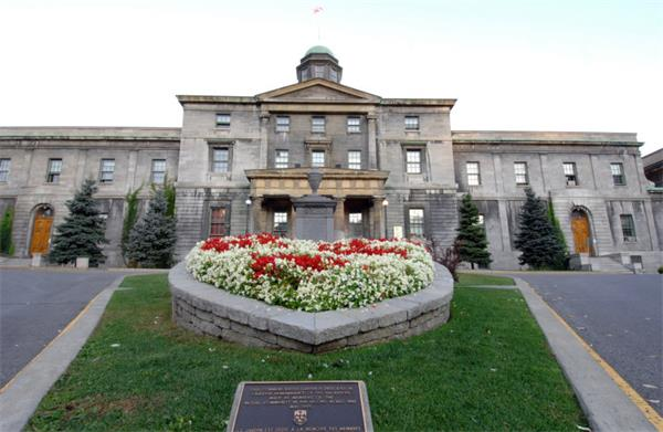 """""""加拿大之哈佛""""——麦吉尔大学1"""