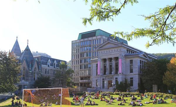 """""""加拿大之哈佛""""——麦吉尔大学2"""