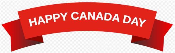 HAPPY CANADA DAY!精选免费庆祝活动2