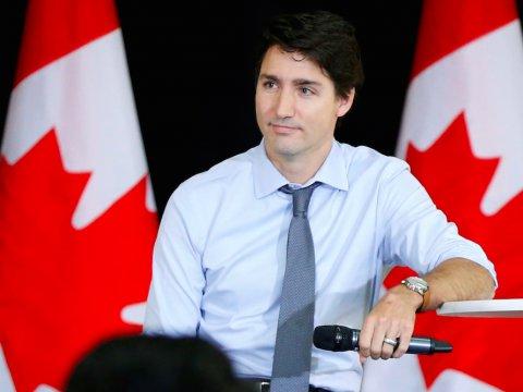 """""""你们是世界的未来!""""加拿大总理致辞""""国际青年日""""1"""