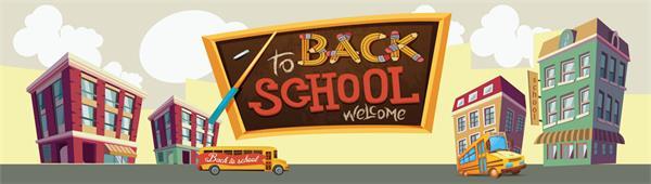 准备好了吗?迎接金色开学季!1